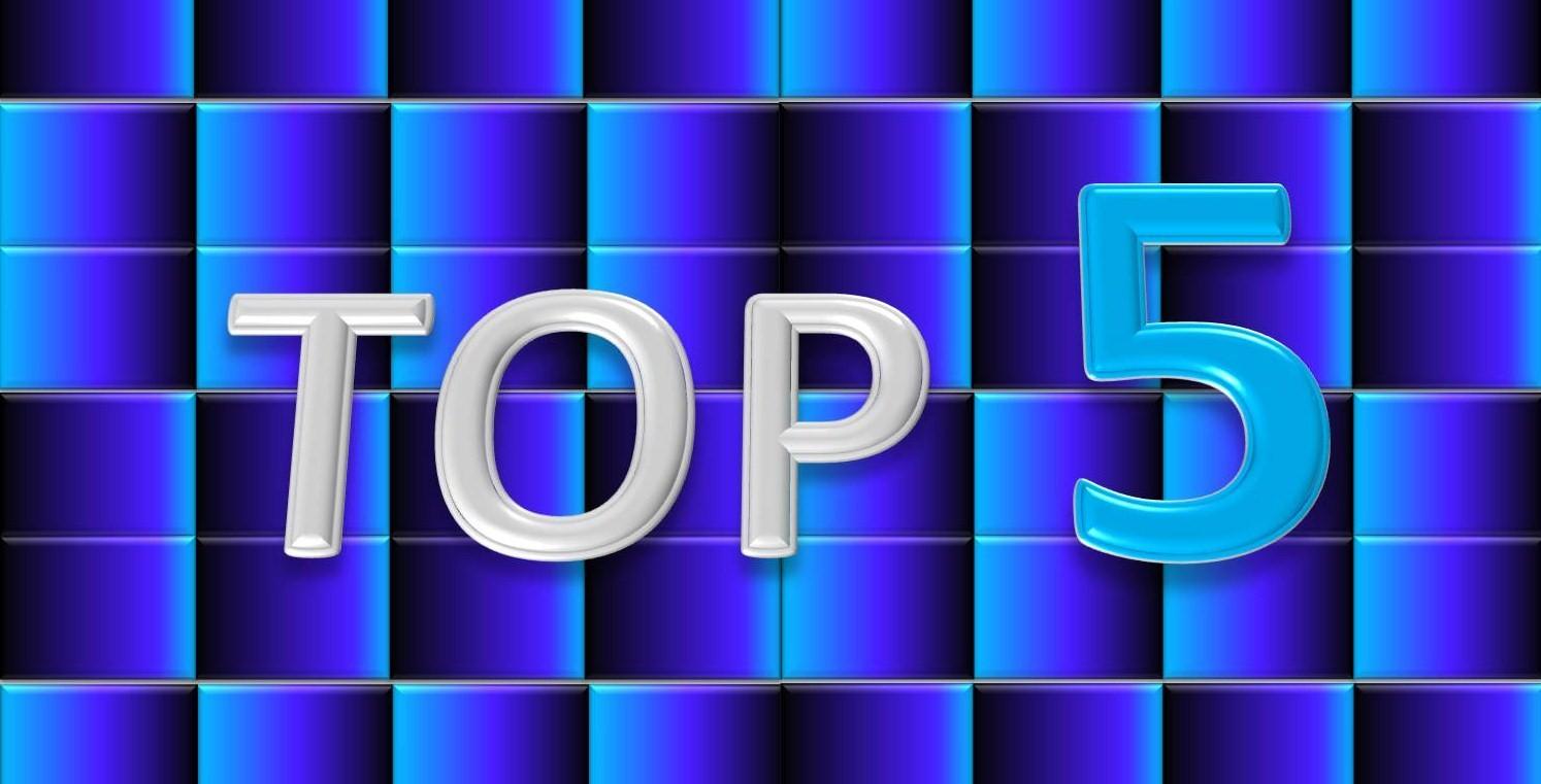 Top 5 List - YouTube